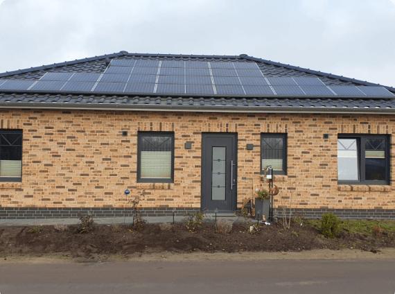 EFH Solaranlage mit 6kwp 1