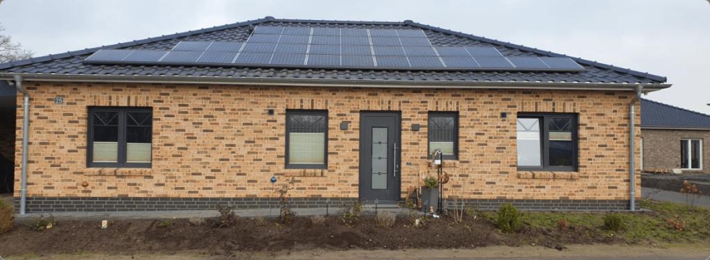 EFH Solaranlage mit 6kwp