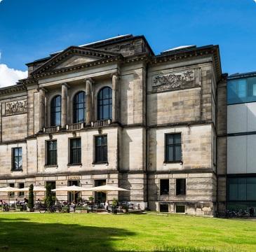 Gewerbliche PV Anlagen Kunsthalle Bremen