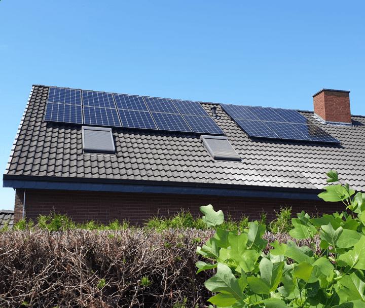 Photovoltaikanlage Einfamilienhaus 2