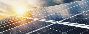 Photovoltaikanlage gross