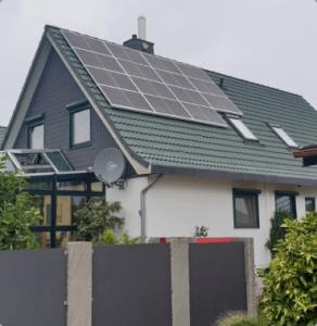 Solaranlage EFH 9kwp 1