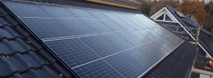 Solaranlage mit Speicher EFH