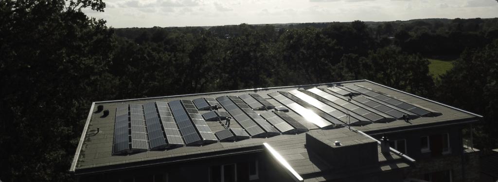 Solaranlagen mit Speicher Banner