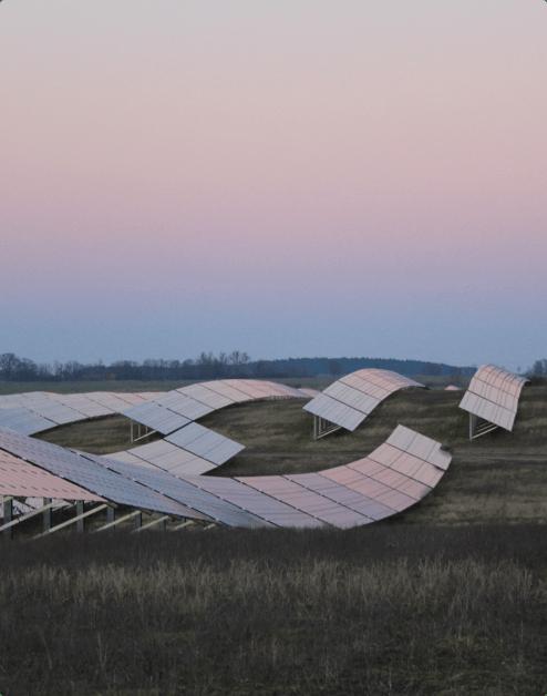 Solaranlagen mit Speicher Solarpark