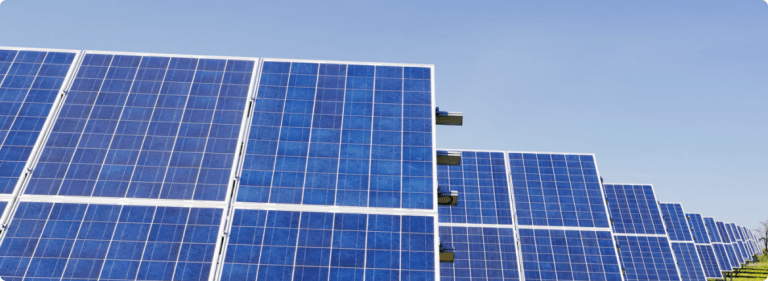 Solarenergie Banner
