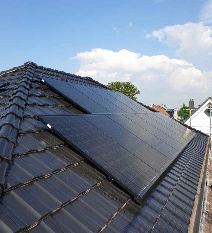Solarenergie EFH Aufdach