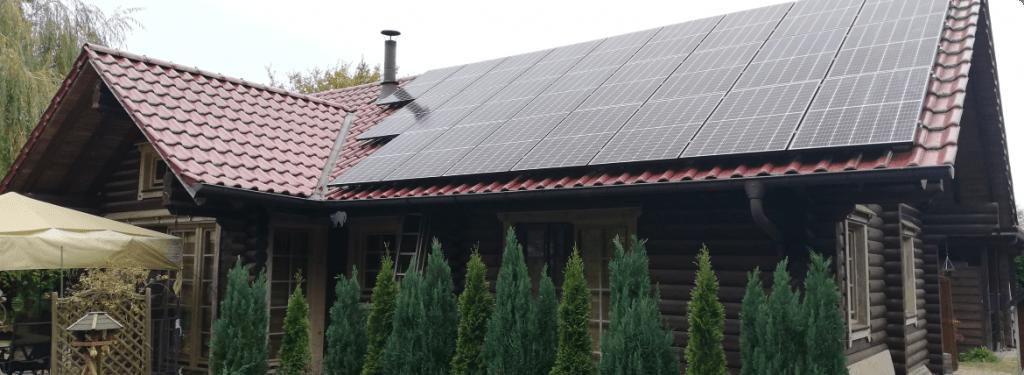 Solarstrom Banner