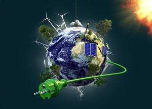 Stromspeicher Erde