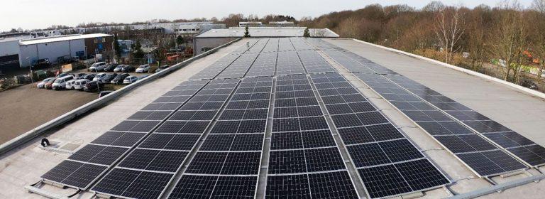 Johanniter Bremen Photovoltaik