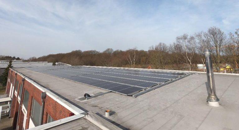Johanniter Bremen Photovoltaik seitlich