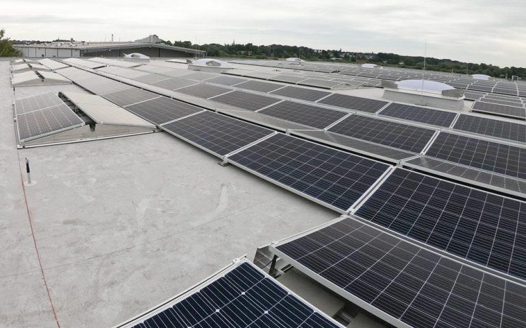 Procedes 249,6 kWp Photovoltaikanlage in Lemwerder