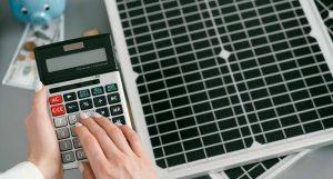 Amortisation einer Solaranlage