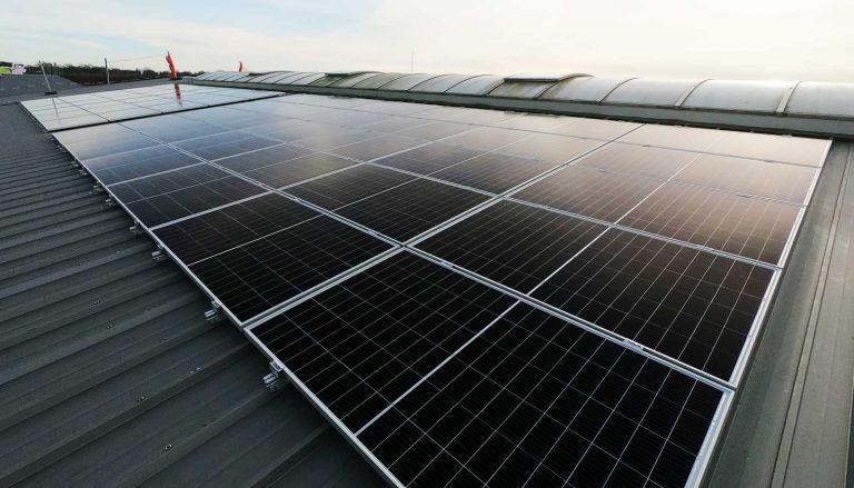 HDK Kroker 70,4 kWp Photovoltaikanlage