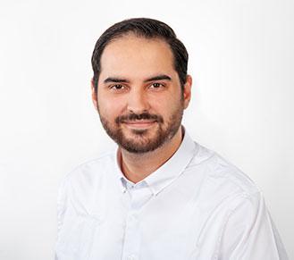 Mohamed El-Miz Benjamin Korte - Vertriebsinnendienst